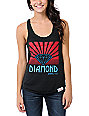 Diamond Supply Co Shining Charcoal Tank Top