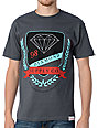 Diamond Supply Co Society Charcoal T-Shirt