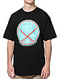 Diamond Supply Co Victory Swords Black T-Shirt