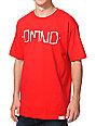 Diamond Supply Co. DMND Gang Red T-Shirt