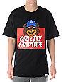 Diamond Supply Co. Grizzly Grip Mascot Black T-Shirt