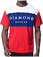 Diamond Yacht Colorblocked T-Shirt