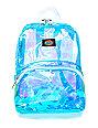 Dickies Iridescent Festival Mini Backpack