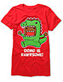 Domo Rawrsome Red T-Shirt