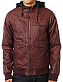 Dravus Assault Burgundy Jacket