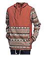 Dravus Britton Rust & Tribal Anorak Tech Sleeve Jacket