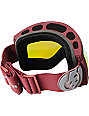 Electric EG2 Crimson Red Bronze & Red Snowboard Goggles