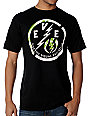 Electric Locked Black T-Shirt