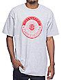 Element Beams Grey T-Shirt