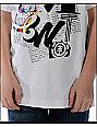 Element Boys Post White T-Shirt
