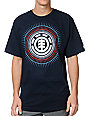 Element Brighter Navy T-Shirt