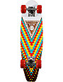 "Element Delphi Snipe Red 24""  Cruiser Complete Skateboard"