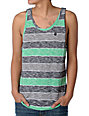 Element Maine Charcoal Tank Top