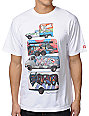 Element Mobile White T-Shirt