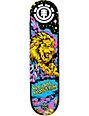 "Element Nyjah Neon Night 7.75""  Skateboard Deck"