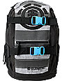Element OG Stripes Black & Grey Skate Backpack