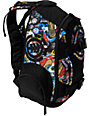 Element Skate Camp Black Skate Backpack