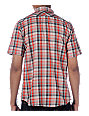 Emerica Aperture Plaid Red Woven Shirt