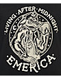 Emerica Living After Midnight Black T-Shirt