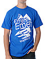 Emerica Take Over Blue T-Shirt