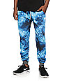 Empyre Bass Space Knit Jogger Pants