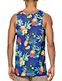 Empyre Batty Tropical Print Tank Top