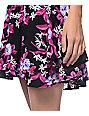 Empyre Bellamy Floral Cross Back Dress
