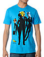Empyre Business Time Turquoise T-Shirt