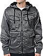 Empyre Coverfire Charcoal Tech Fleece Jacket