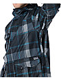 Empyre Descender Black Plaid 10K Mens Snowboard Jacket