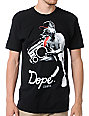 Empyre Dope Dog Black T-Shirt