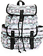 Empyre Emily Multi Tribal Rucksack Backpack
