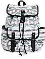 Empyre Emily Multi Tribal Rucksack Backpack