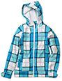 Empyre Essential Black & Green Full Zip Tech Fleece Jacket