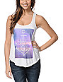 Empyre Find Your Anchor White Tank Top