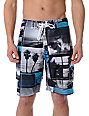 Empyre Focus 4-Way Stretch Board Shorts