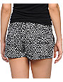 Empyre Girl Arcadia Black Tribal Print Shorts