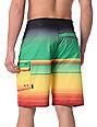 Empyre Grady Rasta Board Shorts