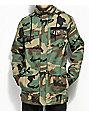 Empyre Gulfstream Military Camo Jacket
