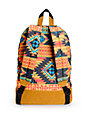 Empyre Harvest Temple Black Backpack