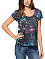 Empyre Hatfeild Black Galaxy Sublimated T-Shirt