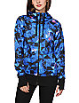 Empyre Hayden Blue Galaxy Tech Fleece Jacket