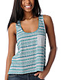 Empyre Magnolia Native Stripe Tank Top