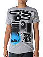 Empyre Mix Tape Heather Grey T-Shirt