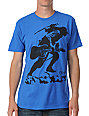 Empyre Music Is My Weapon Blue T-Shirt