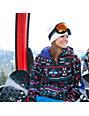 Empyre Palisade Tribal 10K Snowboard Jacket