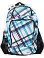 Empyre Rinz Plaid Backpack