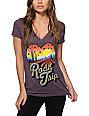 Empyre Road Trip Vintage V-Neck T-Shirt