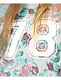 Empyre Sorel Varsity Floral Crew Neck Sweatshirt