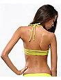 Empyre Sunkissed Neon Yellow Bralette Bikini Top